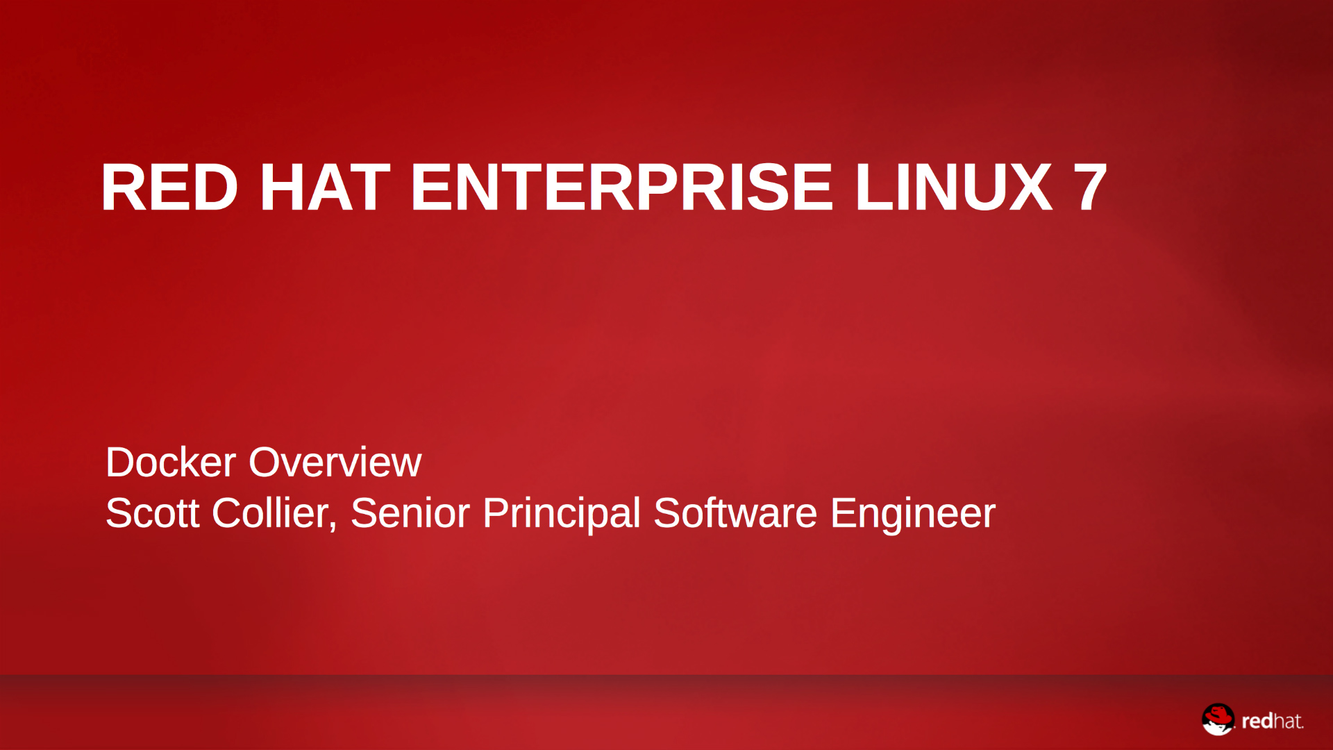 REDHAT ENTERPRISE LINUX Solutions