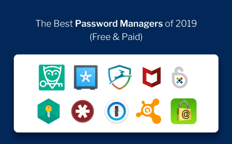 Password Manager for Business and  Personal Use