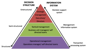 Analysis and Design of Management Information System of an Organization