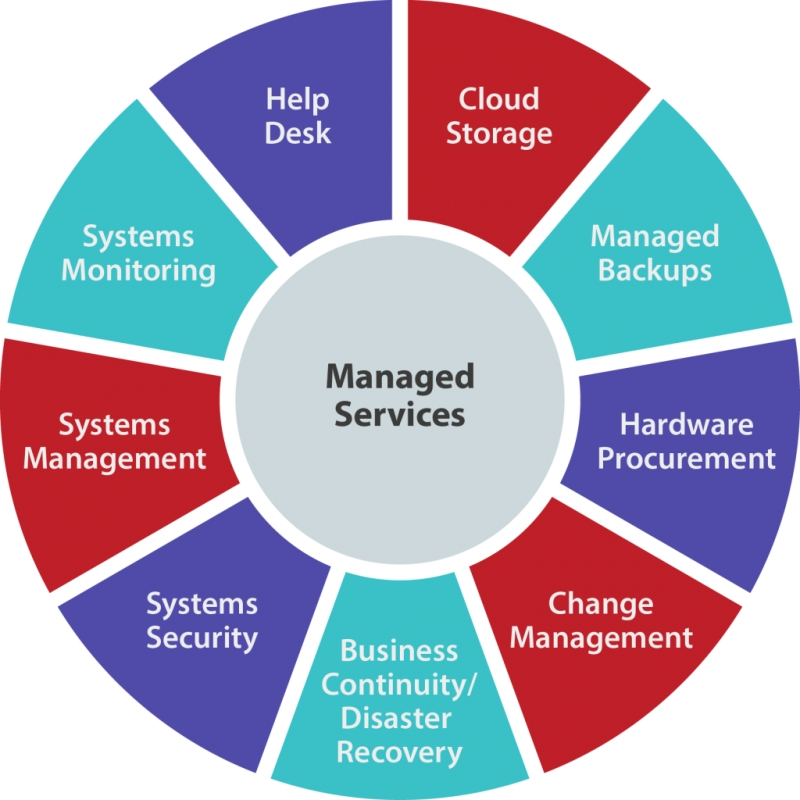 Managed  Service of IT Infrastructure